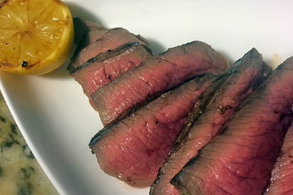Grill Time with London Broil - Erin Dishes Nutrition